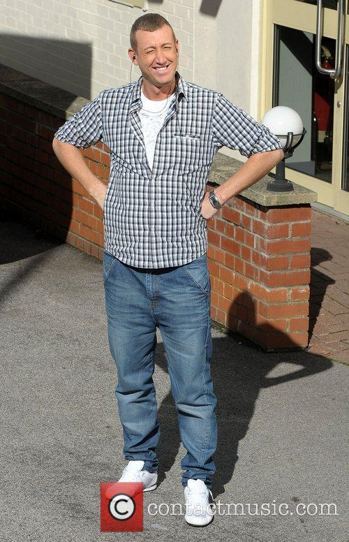 Christopher Maloney 'The X Factor' contestants arrive at...