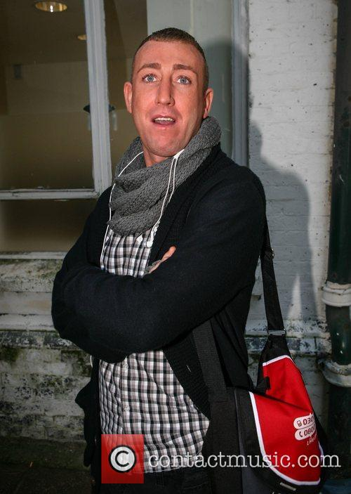 Christopher Maloney and The X Factor 2