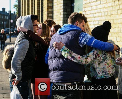 Jamie Hamblett, Josh Cuthbert, Union J and The X Factor 4