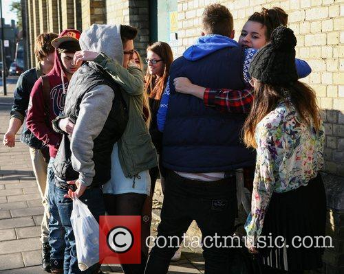 Jamie Hamblett, Josh Cuthbert, Union J and The X Factor 2