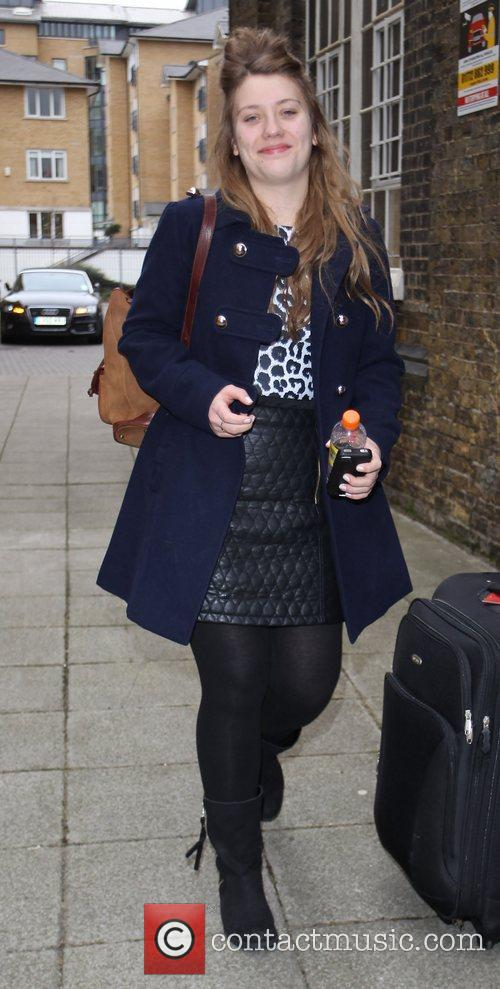 Ella Henderson and The X Factor 7