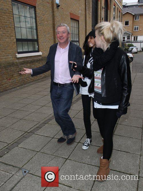 Louis Walsh and X Factor 8