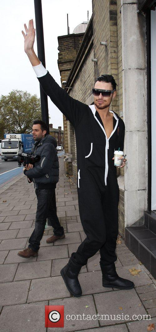 Rylan Clark and The X Factor 2