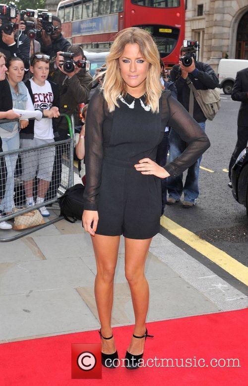 Caroline Flack The X Factor - press launch...