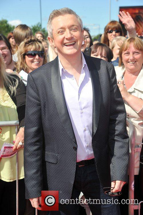 Louis Walsh 'The X Factor' auditions in Newcastle...