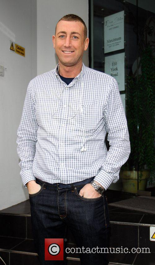 Christopher Maloney 'The X Factor' contestants and judges...