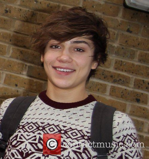 George Shelley, Union J and The X Factor 3