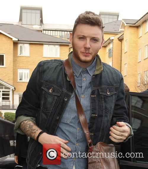 James Arthur and The X Factor 4