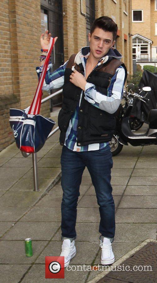 Jamie 'JJ' Hamblett 'The X Factor' contestants and...