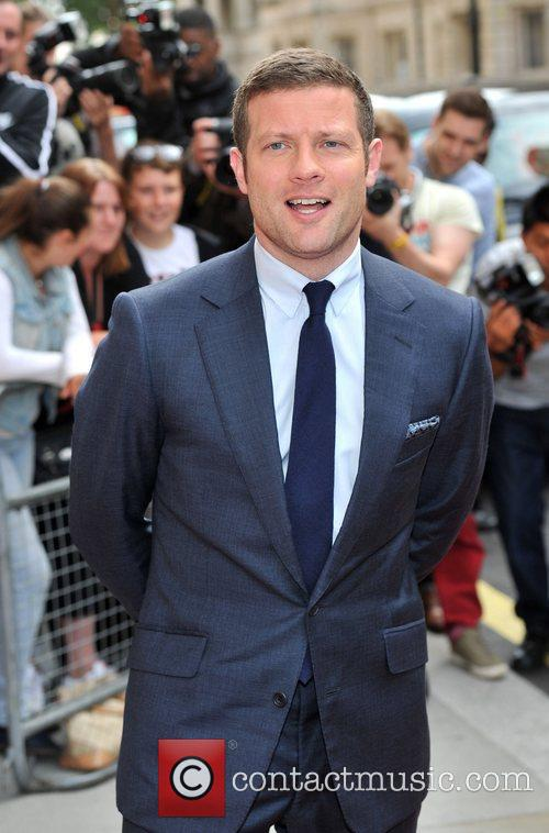 Dermot O'Leary The X Factor - press launch...