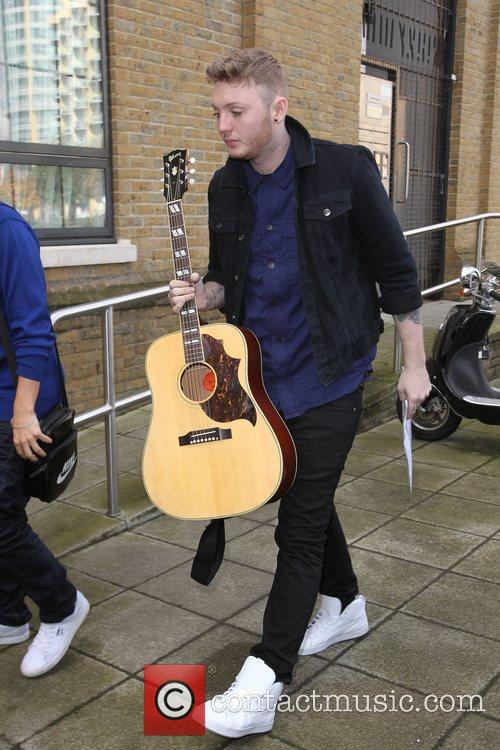 James Arthur and The X Factor 5