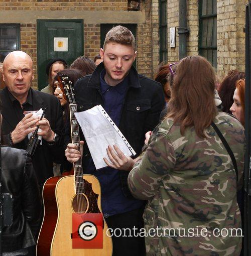 James Arthur and The X Factor 10