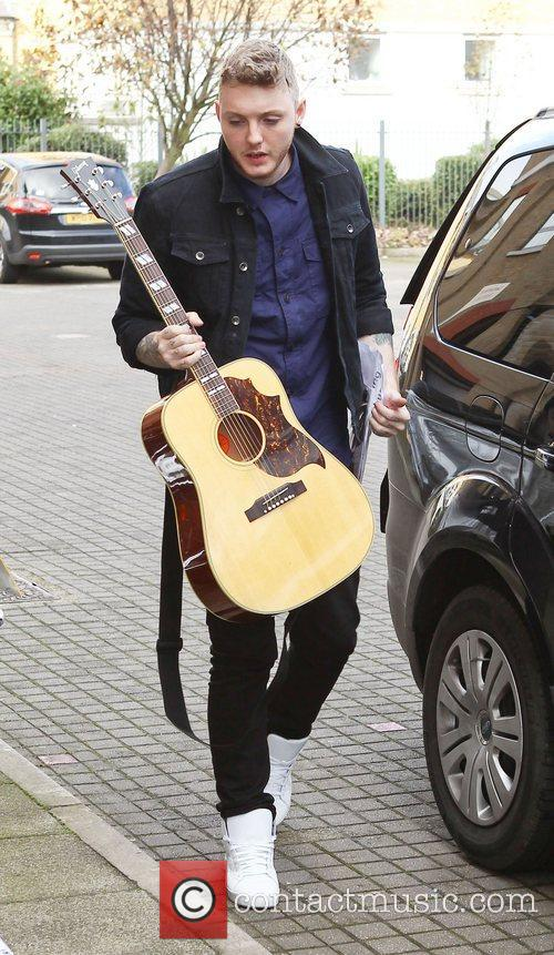 James Arthur and The X Factor 9