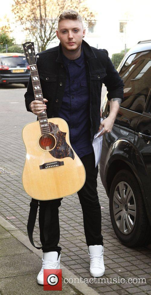 James Arthur and The X Factor 8