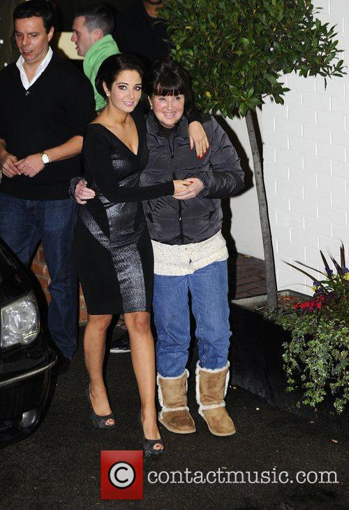 Tulisa Contostavlos, The X Factor and X Factor 1