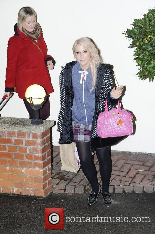 Amelia Lily, The X Factor and X Factor 8