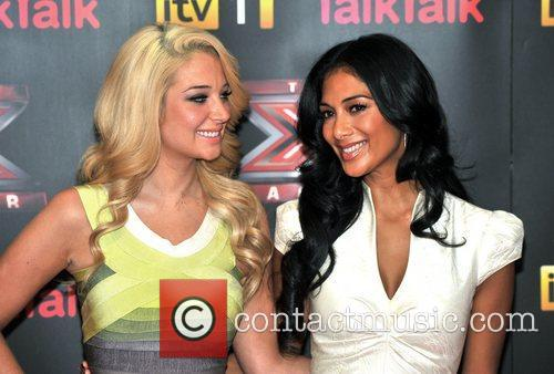 Tulisa Contostavlos, Nicole Scherzinger and The X Factor 10