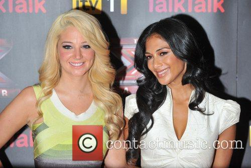 Tulisa Contostavlos, Nicole Scherzinger and The X Factor 11