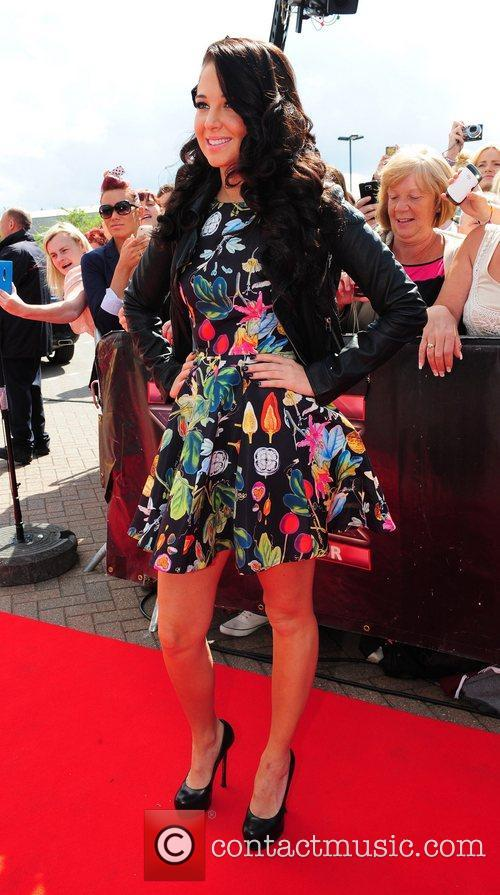 Tulisa Contostavlos and The X Factor 7