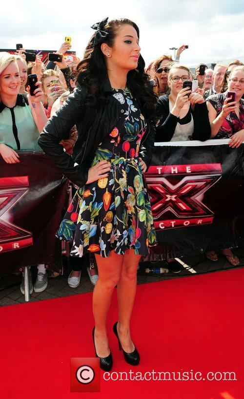 Tulisa Contostavlos and The X Factor 11