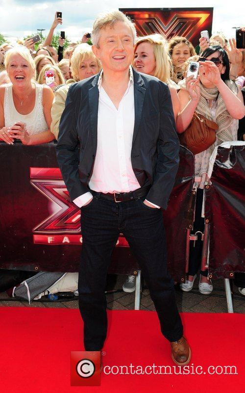 'The X Factor' auditions in Manchester