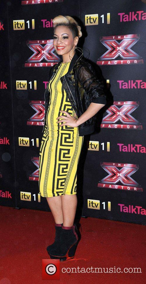 Jade Ellis and X Factor 1