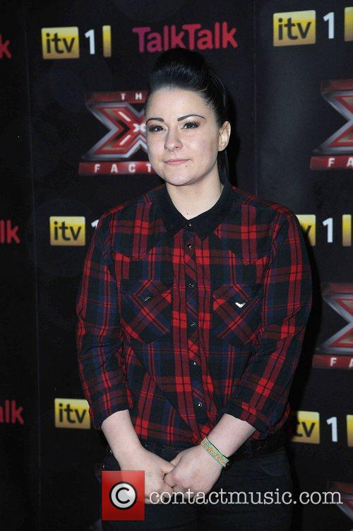 Lucy Spraggan and X Factor 1