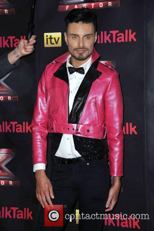 Rylan Clark and X Factor 3