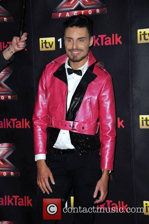 Rylan Clark and X Factor 1