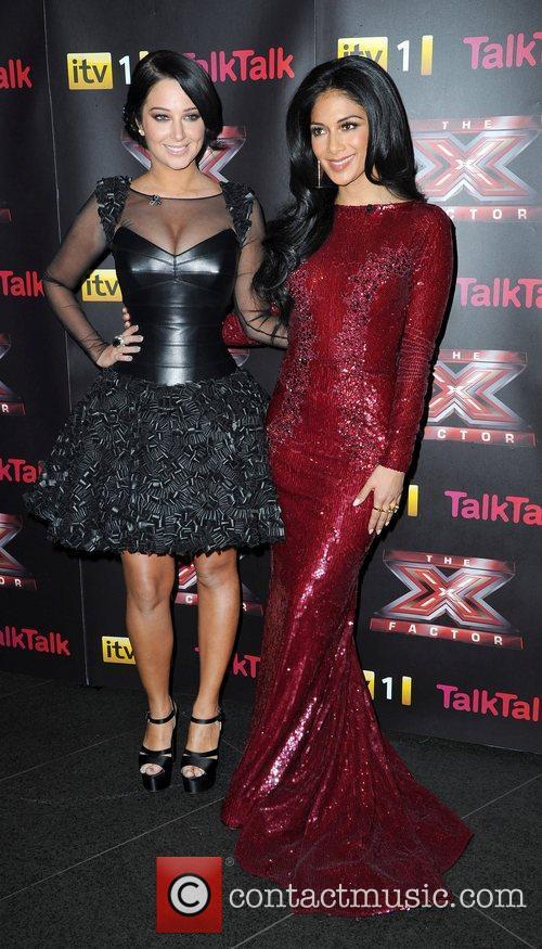 Tulisa Contostavlos, Nicole Scherzinger and X Factor 3