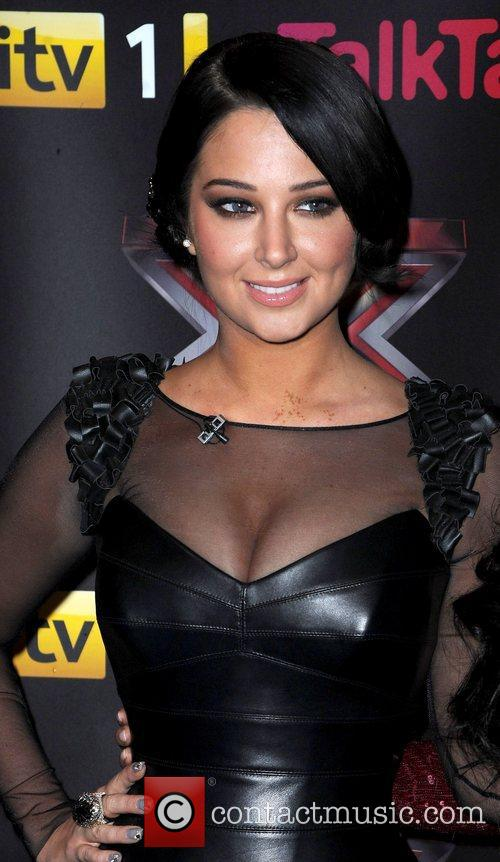 Tulisa Contostavlos and X Factor 7