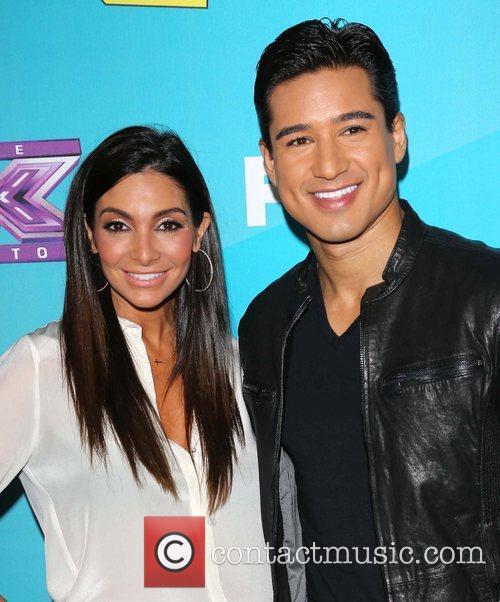 Courtney Mazza and Mario Lopez 4