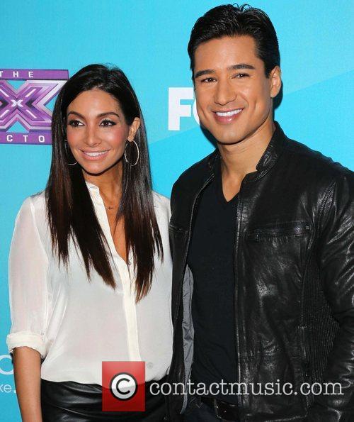 Courtney Mazza and Mario Lopez 5
