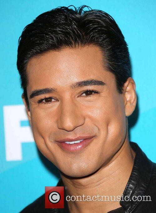 Mario Lopez and The X Factor 4