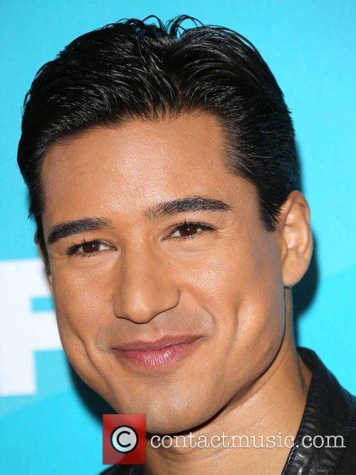 Mario Lopez and The X Factor 8