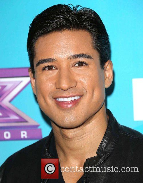 Mario Lopez and The X Factor 5