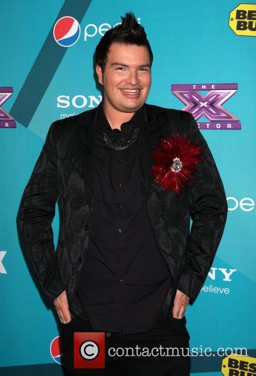 Josh Brock X Factor