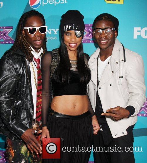 FOX's 'The X Factor' Finalists Party at the...