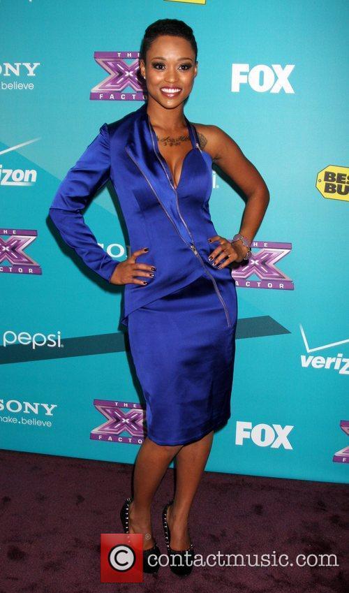 Paige Thomas X Factor