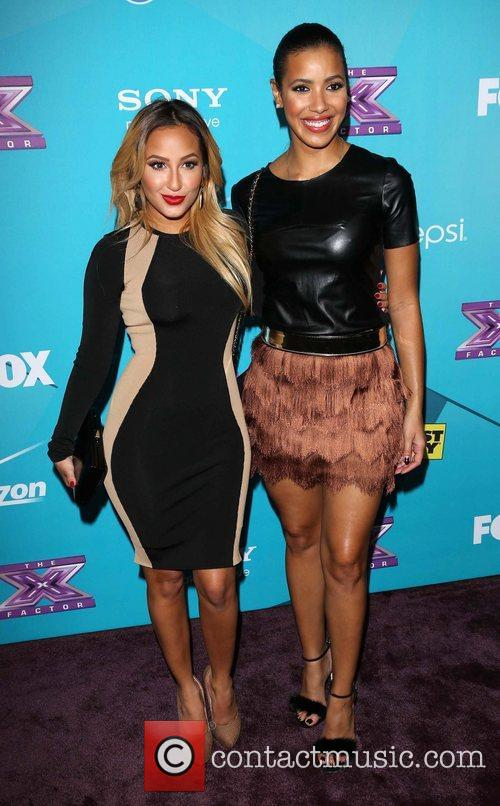Adrienne Bailon and Julissa Bermudez 3
