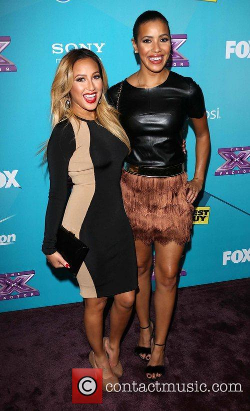 Adrienne Bailon and Julissa Bermudez 1
