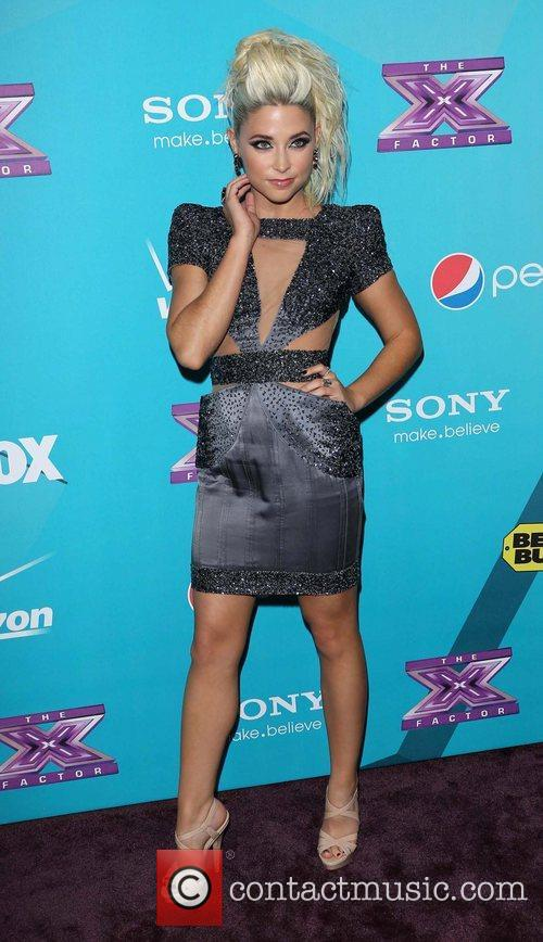 Cece Frey  FOX's 'The X Factor' Finalists...