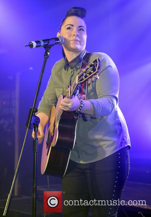 Lucy Spraggan performing at  G-A-Y at Heaven...