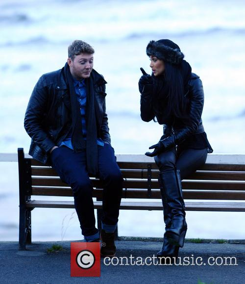 X Factor, James Arthur, Saltburn, Sea, Nicole Scherzinger. The and The Victoria 6