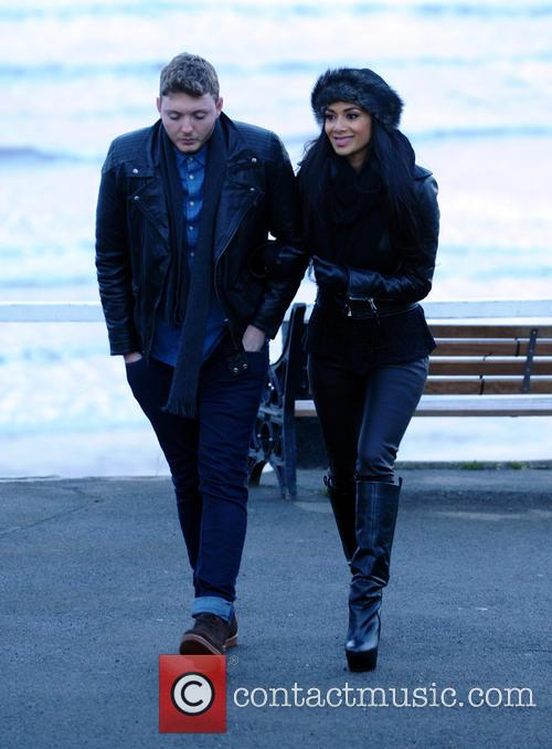 X Factor, James Arthur, Saltburn, Sea, Nicole Scherzinger. The and The Victoria 2