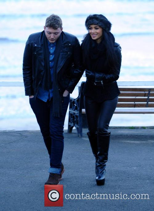 X Factor, James Arthur, Saltburn, Sea, Nicole Scherzinger. The and The Victoria 4