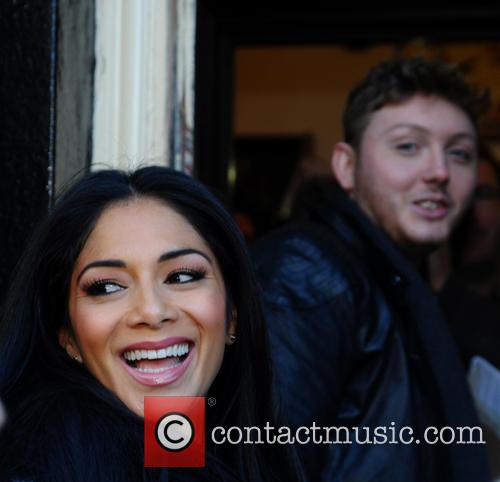X Factor, James Arthur, Saltburn, Sea, Nicole Scherzinger. The and The Victoria 10