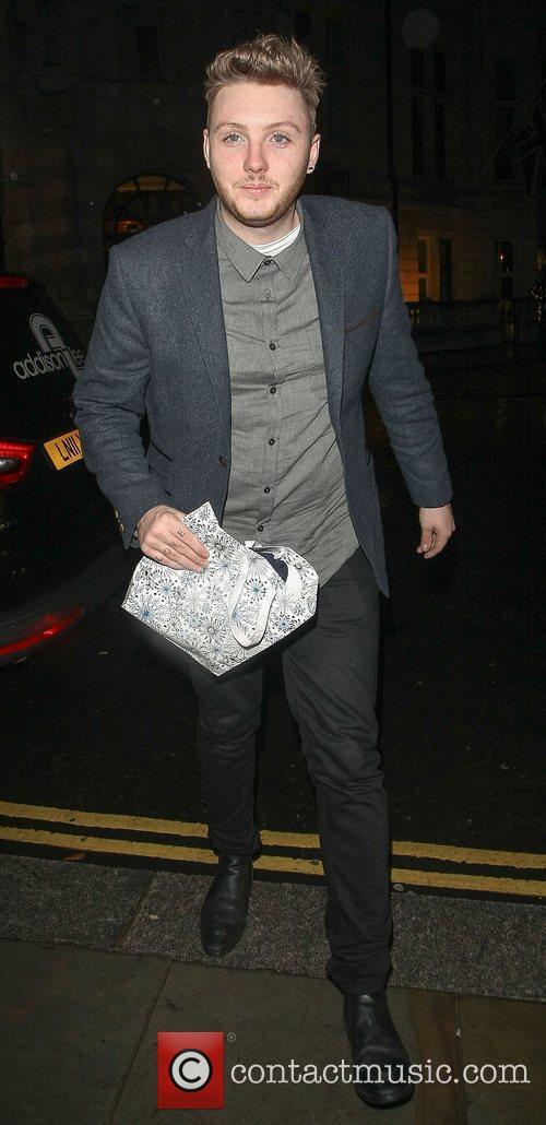 X Factor and James Arthur 7