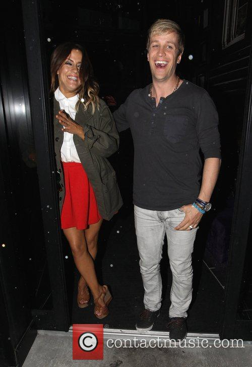 caroline flack and kian egan arrive back 3997582