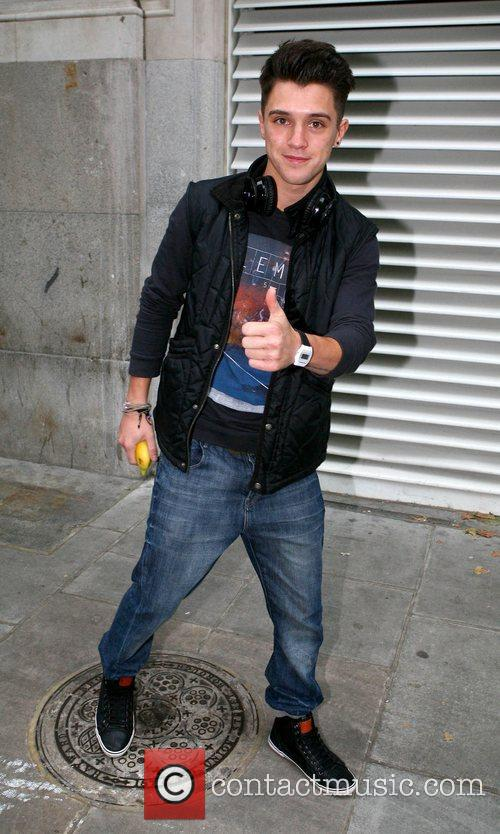 Jamie Hamblett, Union J and X Factor 8